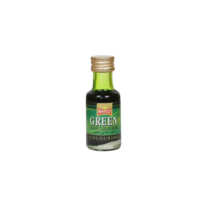Green Colouring | Natco, 28 ml