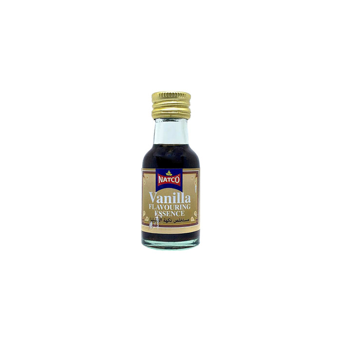 Vanilla Essences | Natco, 28 ml
