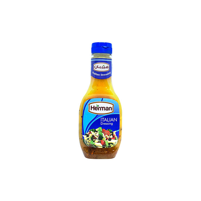 Salad Dressing Italian | Herman, 237 ml