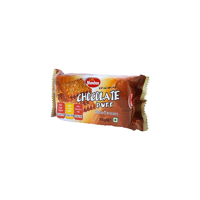 Chocolate Puff | Munchee, 100 g
