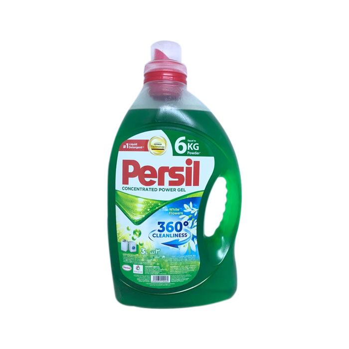 Liquid Detergent Concentrated Power Gel | Persil  3L