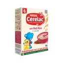 Infant Cereals from 6 months with Red Rice | Nestle Cerelac 250 g