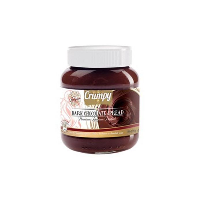 Dark Chocolate Spread | Crumpy 400 g