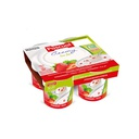 Yogurt Low Fat Strawberry | Pascual 4 x 125 g