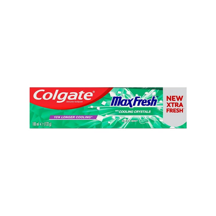 Toothpaste Max Fresh Clean Mint | Colgate 133 g