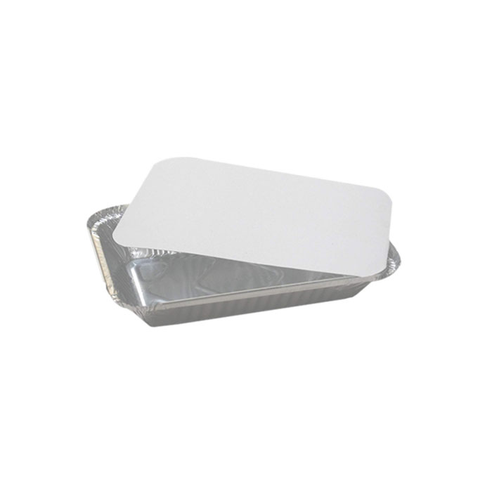 Disposable Aluminium Container w/LID | Hotpack 750 ml