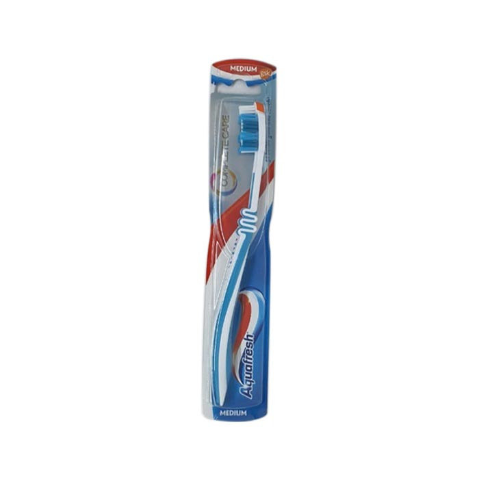 Aquafresh Tooth Brush Complete Care Medium