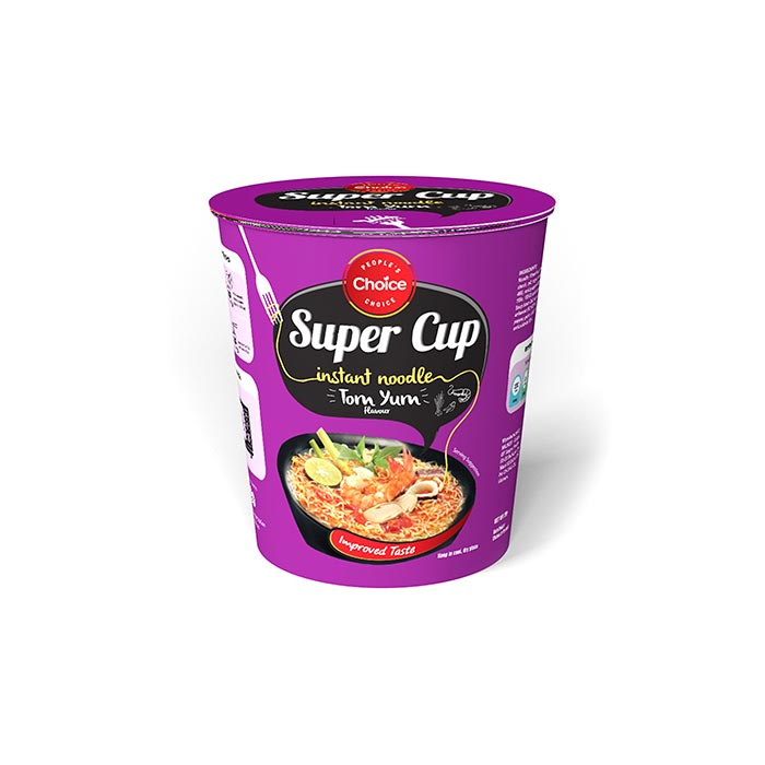 Choice Super Cupnoodles Tom Yum 60 g