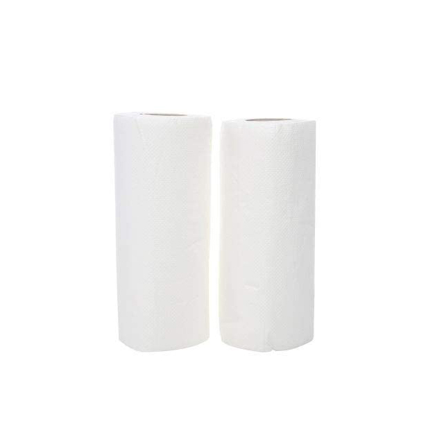 Hotpack Paper Kitchen Roll 2 Ply 5 x 6 (1 x 2 PCS)