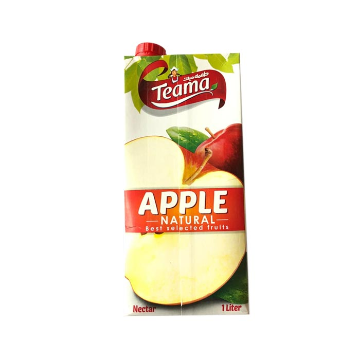 Teama Apple Juice 1 L