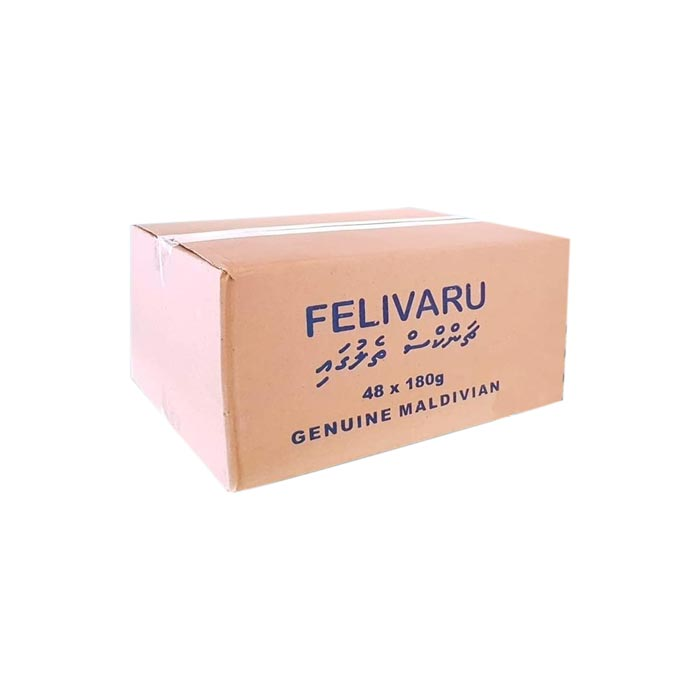 Felivaru Tuna Chunks In Oil Case 48x180 g