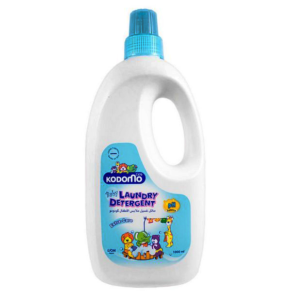 Kodomo Baby Laundry Detergent Extra Care 1 L