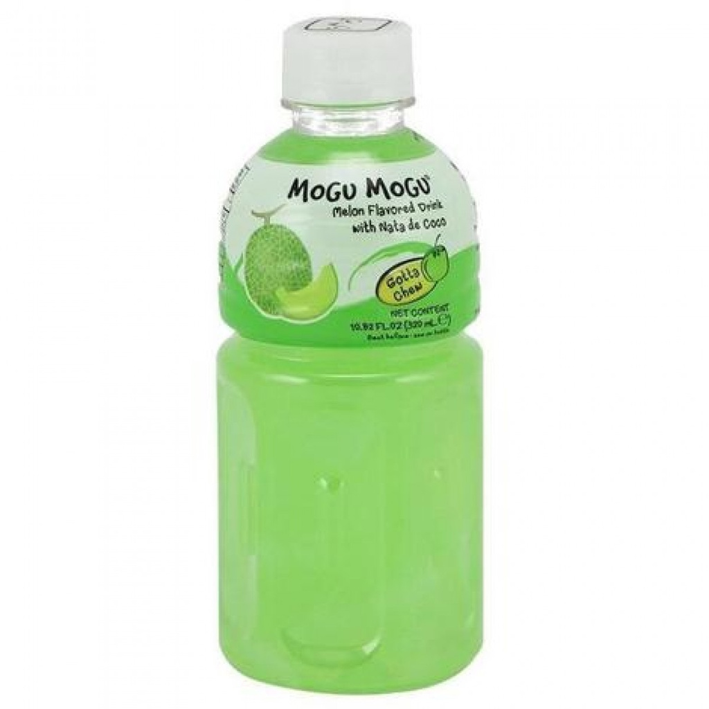 Melon Flavored Drink | Mogu Mogu 320 ml