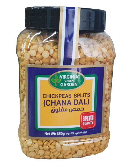 Chana Daal | Virginia Green Garden 850g