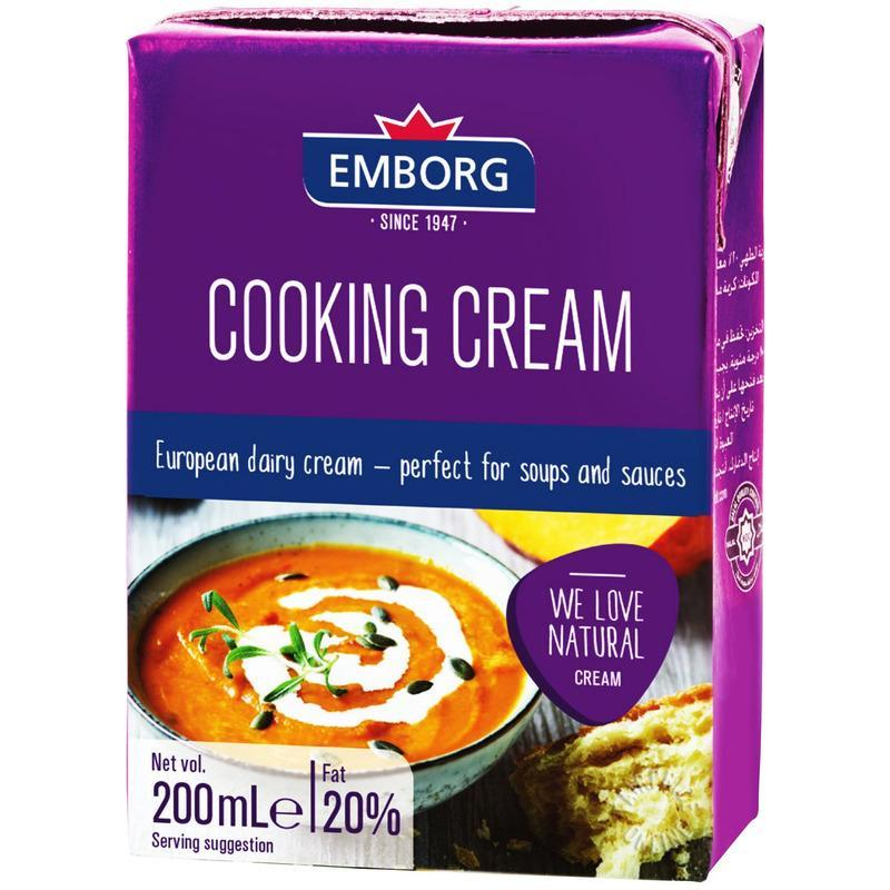 Cooking Cream | Emborg 200ml