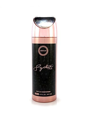 Body Spray Signature For Woman| Armaf 200ml