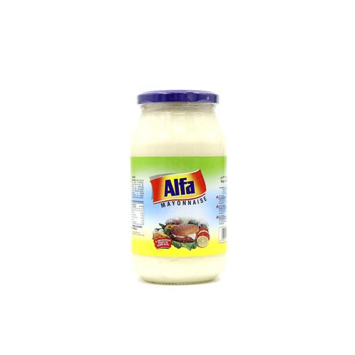 [I000102] Alfa Mayonnaise 473ml