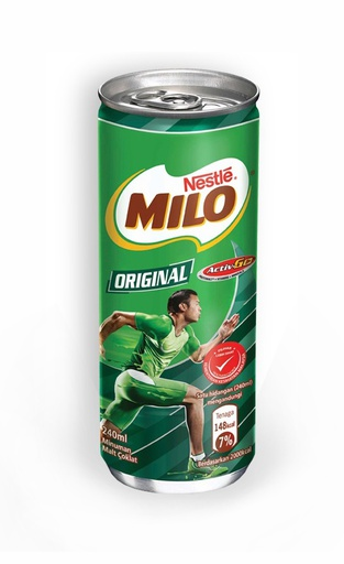 [I000220] Milo Active Go More Mtmilk | Nestle, 240 ml