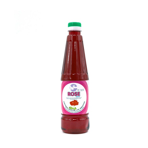 [I000456] Rose Syrup | Northern Luck 750 ml