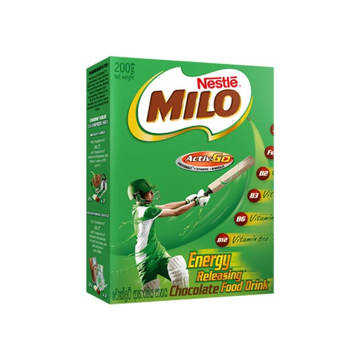 [I000469] Milo Active-Go Powder Chocolate | Nestle 200 g