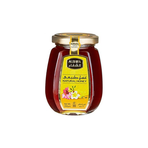 [I000509] Natural Honey | Al Shifa 250 g