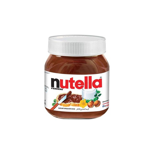[I000513] Nutella Hazelnut Spread With Cocoa 350 g