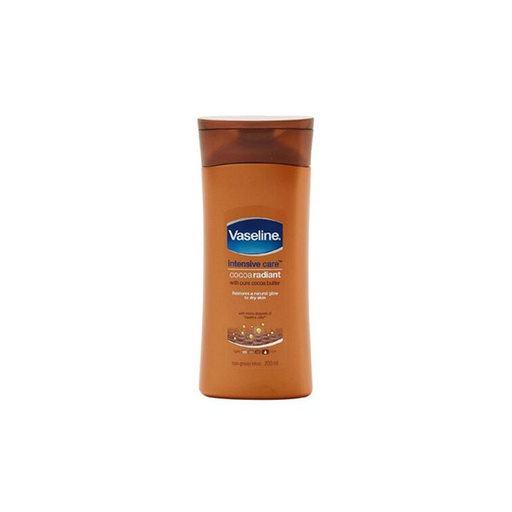 [I000586] Vaseline Body Lotion Intensive Care Cocoa Radiant 200 ml