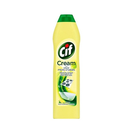 [I000636] Multi-Surface Cleaner Lemon | Cif 500 ml