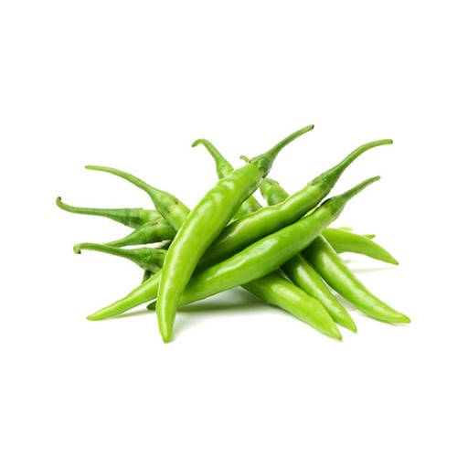 [I000645] Green Chilli | Generic 100 g