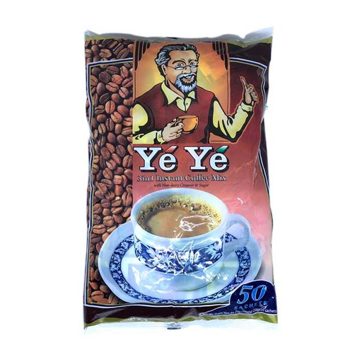 [I000702] Instant Coffee Mix 3 in 1 | YeYe 50s x 12g