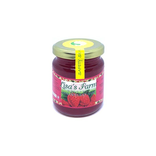 [I000760] Strawberry Jam | Lisa's Farm 240 g