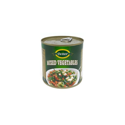 [I000813] Mixed Vegetables | Domee 400 g