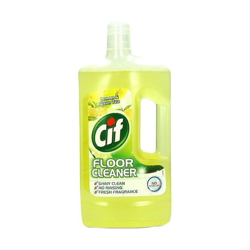 [I000857] Floor Cleaner Lemon & Green Tea | Cif 1L
