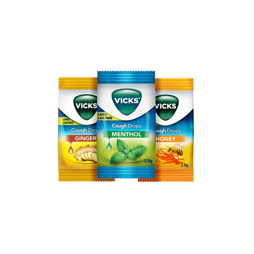 [I000901] Vicks Cough Drops (each)