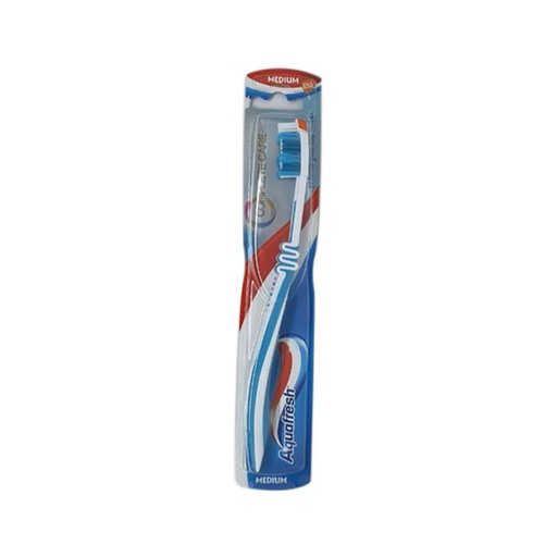 [I001019] Aquafresh Tooth Brush Complete Care Medium