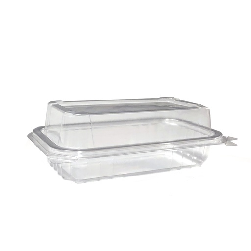 [I001223] Hotpack Clear Hinged Pastry Containers KT222