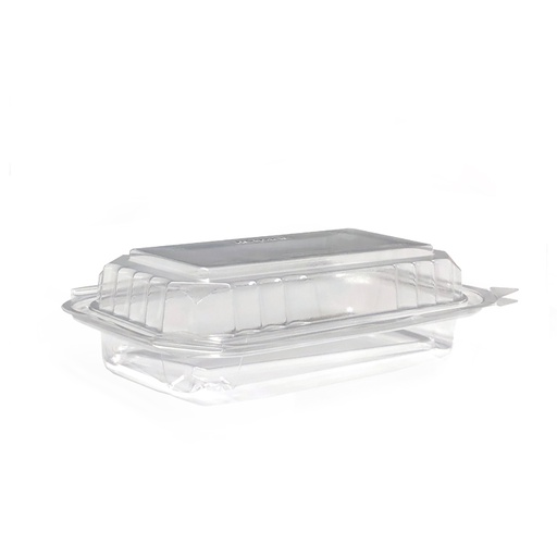[I001224] Hotpack Clear Hinged Pastry Containers KT221