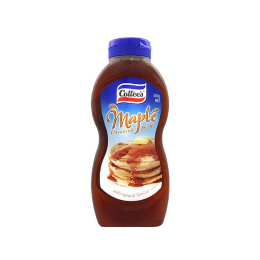[I001283] Cottee's Maple Flavoured Syrup 400 g
