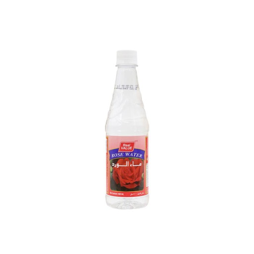 [I001354] Real Value Rose Water 400 ml
