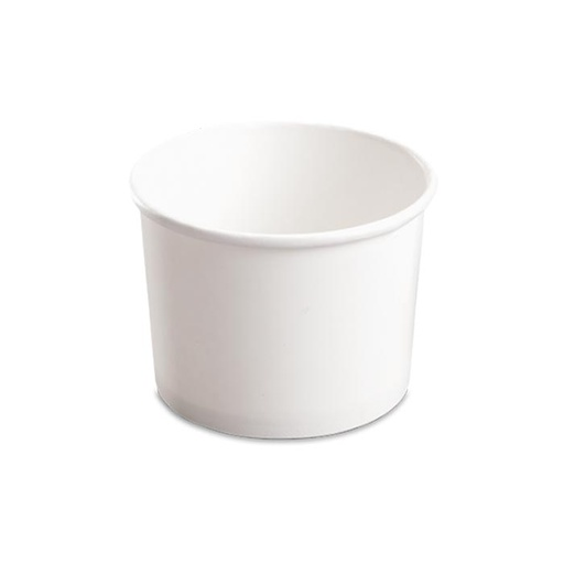 [I001200] Hotpack Paper Soup Bowl 500ml