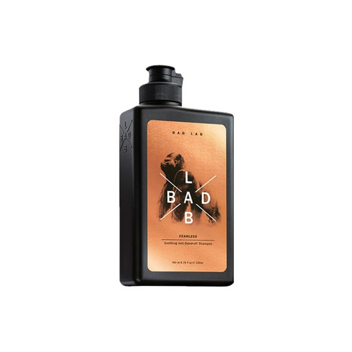 [I001430] Bad Lab Fearless Soothing Anti-Dandruff Shampoo 200 ml