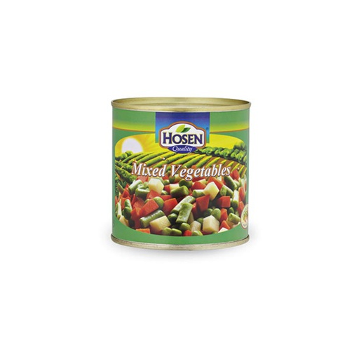 [I001440] Hosen Mixed Vegetables 400 g