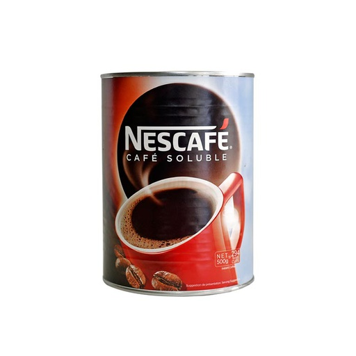 [I001507] Nescafe Cafe Soluble 500 g