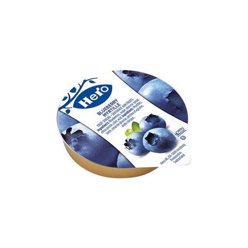 [I001518] Hero Jam Blueberry Fruit Spread 14.2 g