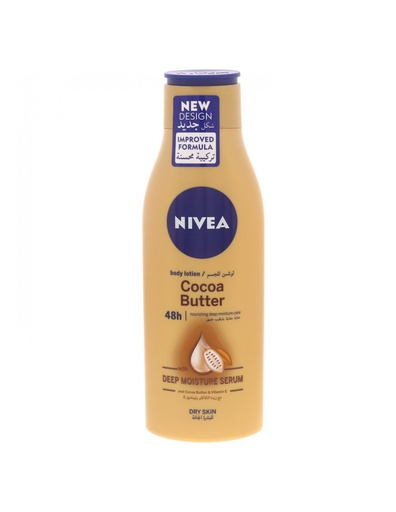 [I001547] Nivea Body Lotion Cocoa Butter 250 ml