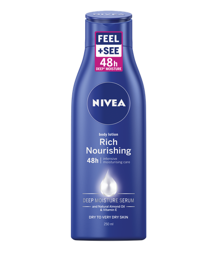 [I001548] Nivea Body Lotion Nourishing 250 ml