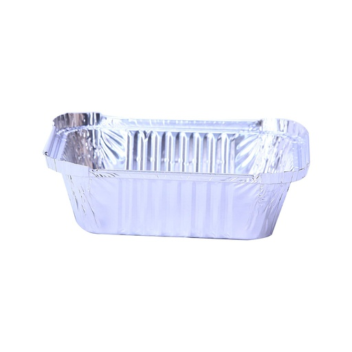 [I001611] Hotpack Aluminium Container Base + Lid | 147x122x40mm