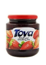 [I001677] Strawberry Jam | Tova, 450 g