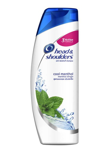 [I001969] Head & Shoulders Anti-dandruff Shampoo Cool Menthol 330ml