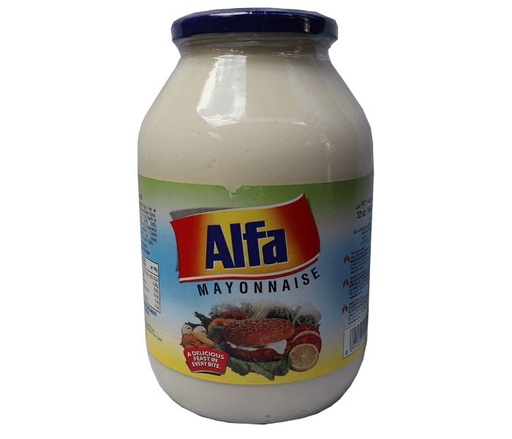 [I002106] Alfa Mayonnaise 946ml